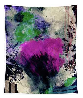 Midnight Rhapsody- Art By Linda Woods Tapestry