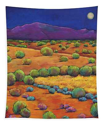 Midnight Sagebrush Tapestry