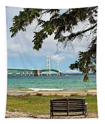 Mighty Mac Tapestry