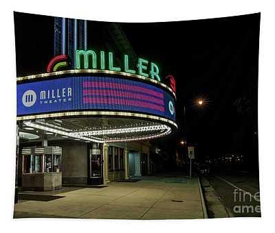 Miller Theater Augusta Ga 2 Tapestry