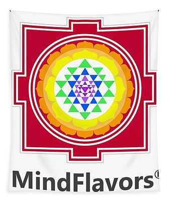 Mindflavors Original Small Tapestry
