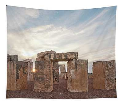 Mini Stonehenge Tapestry