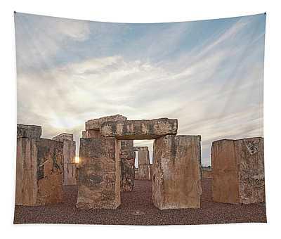 Mini Stonehenge Tapestry