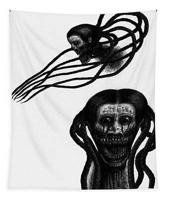 Minna - Artwork Tapestry