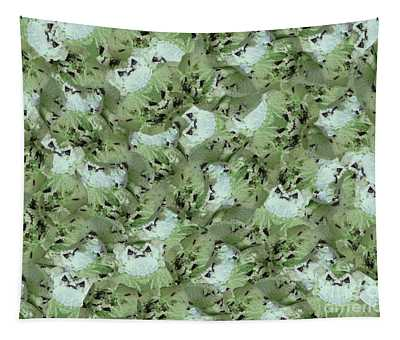 Mint Chips Tapestry