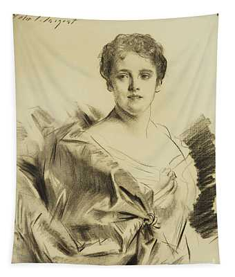 Miss Susan Strong Tapestry