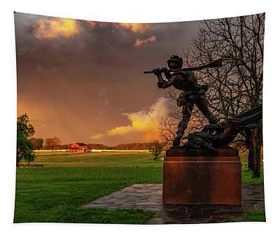 Mississippi Storm Tapestry