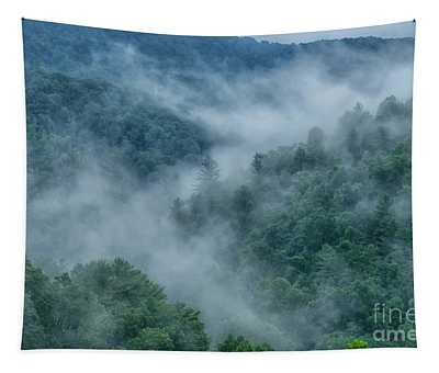Misty Mountains Webster County Tapestry