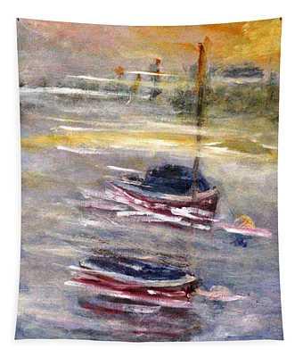 Mistymoorings Tapestry