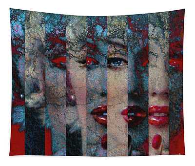 Mmarilyn 132 Q Sis Tapestry