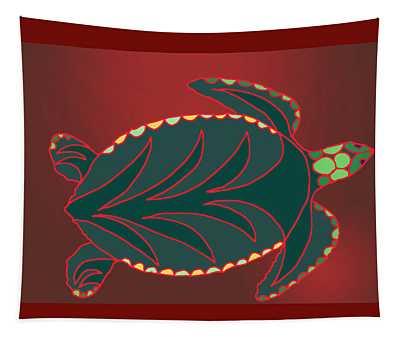 Moana Ola Sea Turtle 5 Tapestry