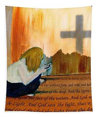 Mobile Religion Tapestry