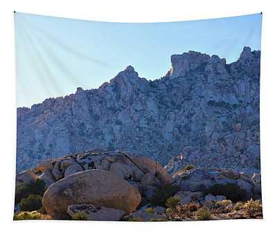 Mojave Landscape Tapestry