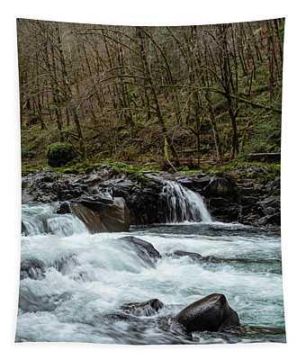 Molalla Cascade Tapestry
