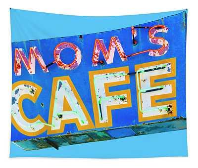 Mom's Cafe Tapestry