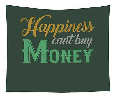 Money Happiness Tapestry