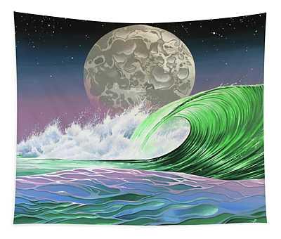Moon Breaker Tapestry