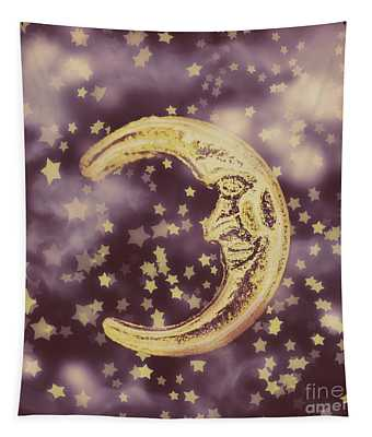 Moon Dreams Tapestry