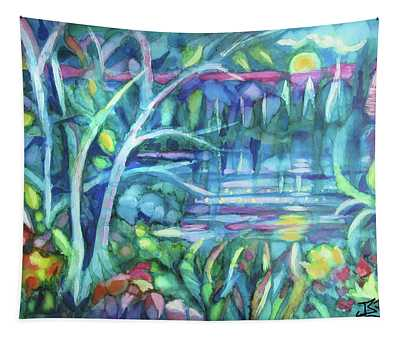 Moon Lake Tapestry