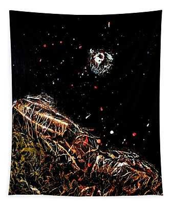 Moonstruck2 Tapestry