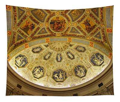 Morgan Library Rotunda Tapestry