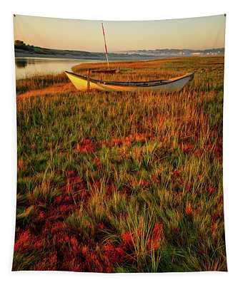 Morning Dory Tapestry