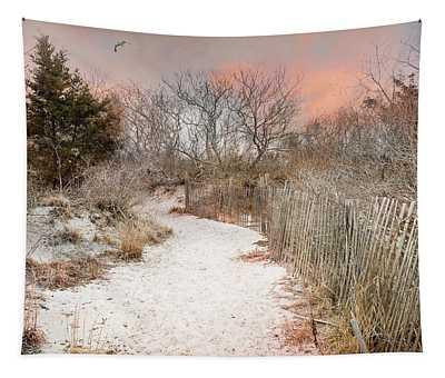 Morning Dune Tapestry