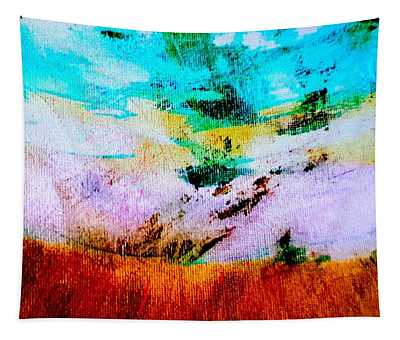 Morning Meadow Tapestry