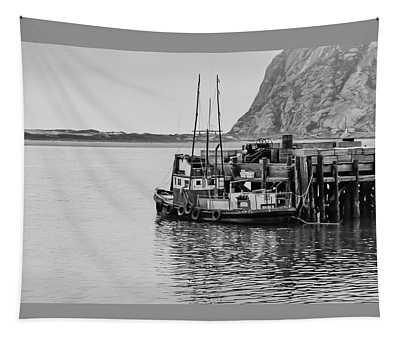 Morro Bay 1979-7 Tapestry