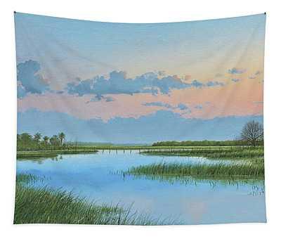 Mosquito Lagoon Tapestry