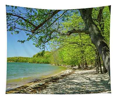 Moss Creek Beach Tapestry