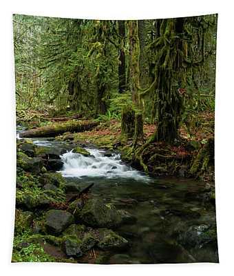 Mossy Cascade Tapestry