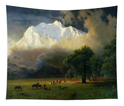 Mount Adams, Washington Tapestry