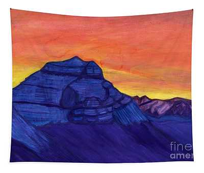 Mount Kailash Tapestry