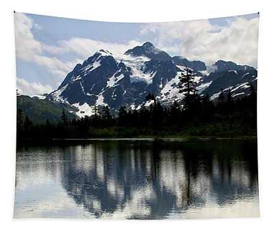 Mount Shuksan Glaciers Tapestry