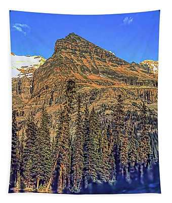 Mount Yukeness Tapestry