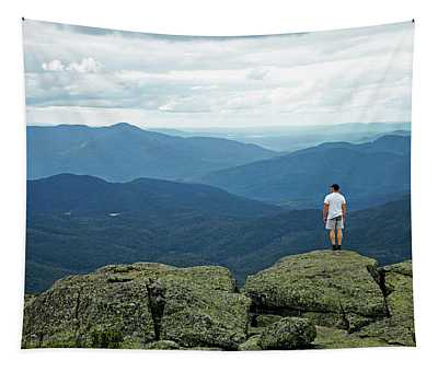 Mountain Top Tapestry