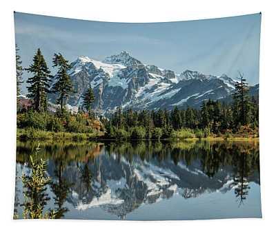 Mt. Shuksan In The Fall Tapestry