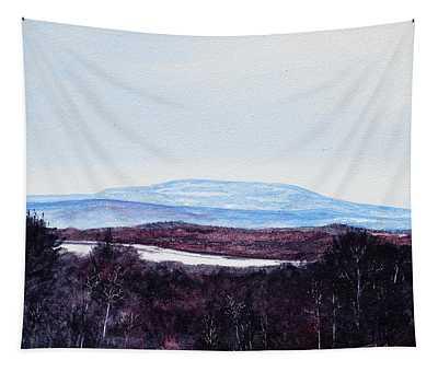 Mt. Wachusett Tapestry