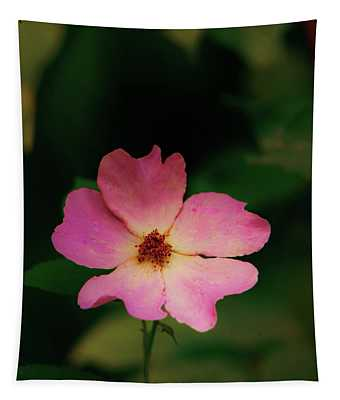 Multi Floral Rose Flower Tapestry
