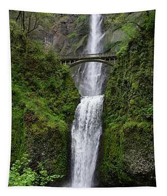 Multnomah Spring Tapestry