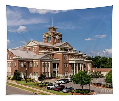 Municipal Building - North Augusta Sc Tapestry