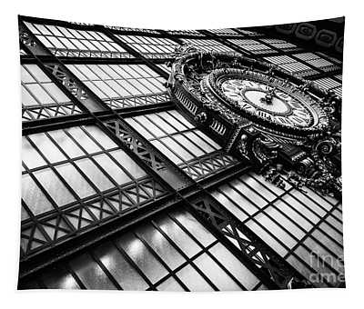 Musee D'orsay Clock Tapestry