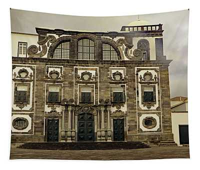 Museu Carlos Machado Tapestry