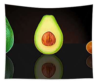 My Avocado Dream Tapestry