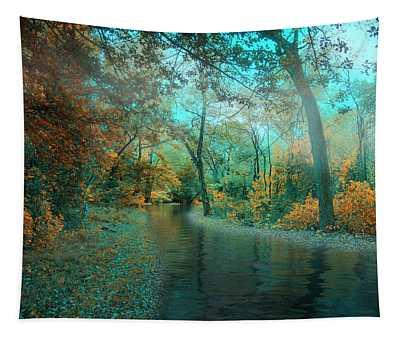 Mystic Morning Tapestry