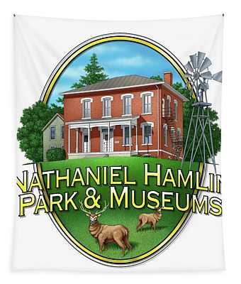 Nathaniel Hamlin Museum Tapestry