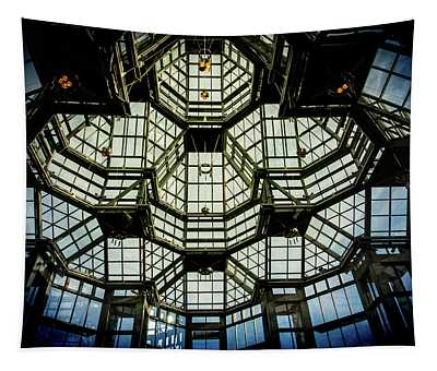 Glass Ceiling National Gallery Of Canada Tapestry
