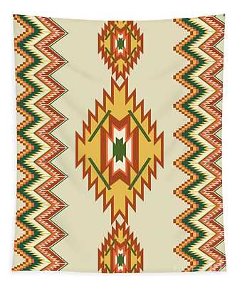 Native American Rug Tapestry