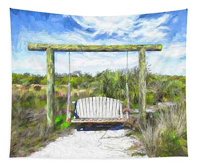 Nature Swing Tapestry